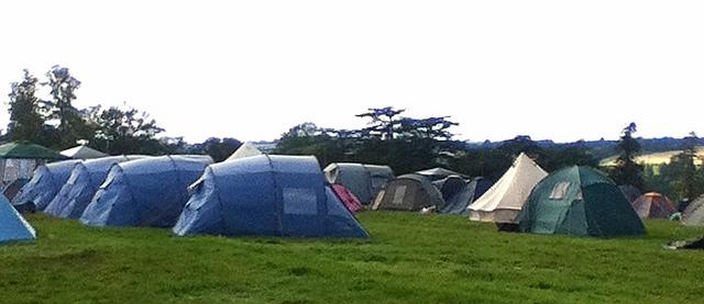 Prévoir les frais utilisés en camping