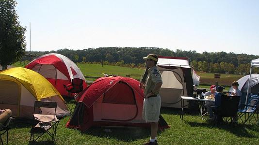 Réserver son emplacement de camping