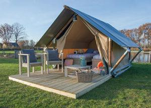 camping vacaf dans les Hautes Alpes